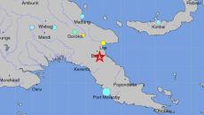 Silne trzęsienie ziemi. 7,3 st. na Nowej Gwinei