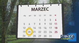 Wiosna astronomiczna i kalendarzowa. Astronom tłumaczy