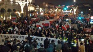 13 grudnia przejdzie II Marsz Niepodległości i Solidarności