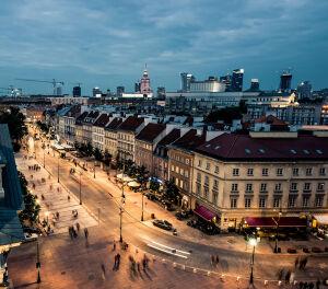 Nocne życie w Śródmieściu. Radni chcą walczyć z hałasem i wandalami