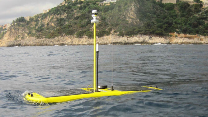 Roboty będą witać huragany