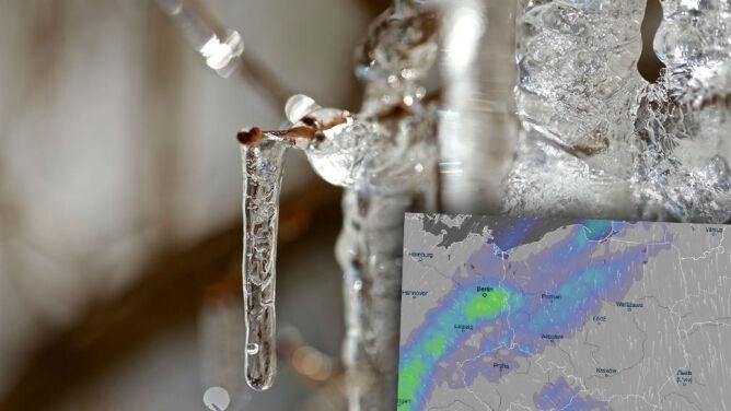 Zima się poddaje. Nadchodzi ocieplenie, <br />nawet dziewięć stopni Celsjusza