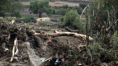 Ulewy na wschodnim wybrzeżu Hiszpanii (PAP/EPA/JOSEP LLUIS SELLART)
