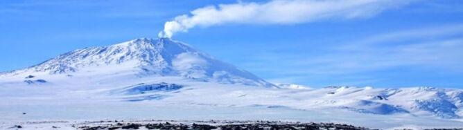 Polacy zdobyli jedyny czynny wulkan Antarktydy
