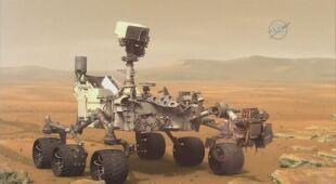 Curiosity pozwolił odkryć organiczne cząsteczki na Marsie